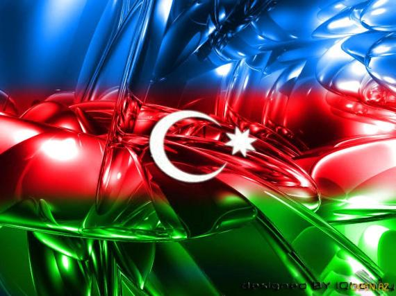 Flag of Azerbaijan (1)